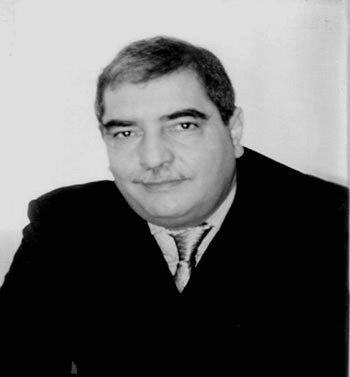 Mourad Goumiri Headshot