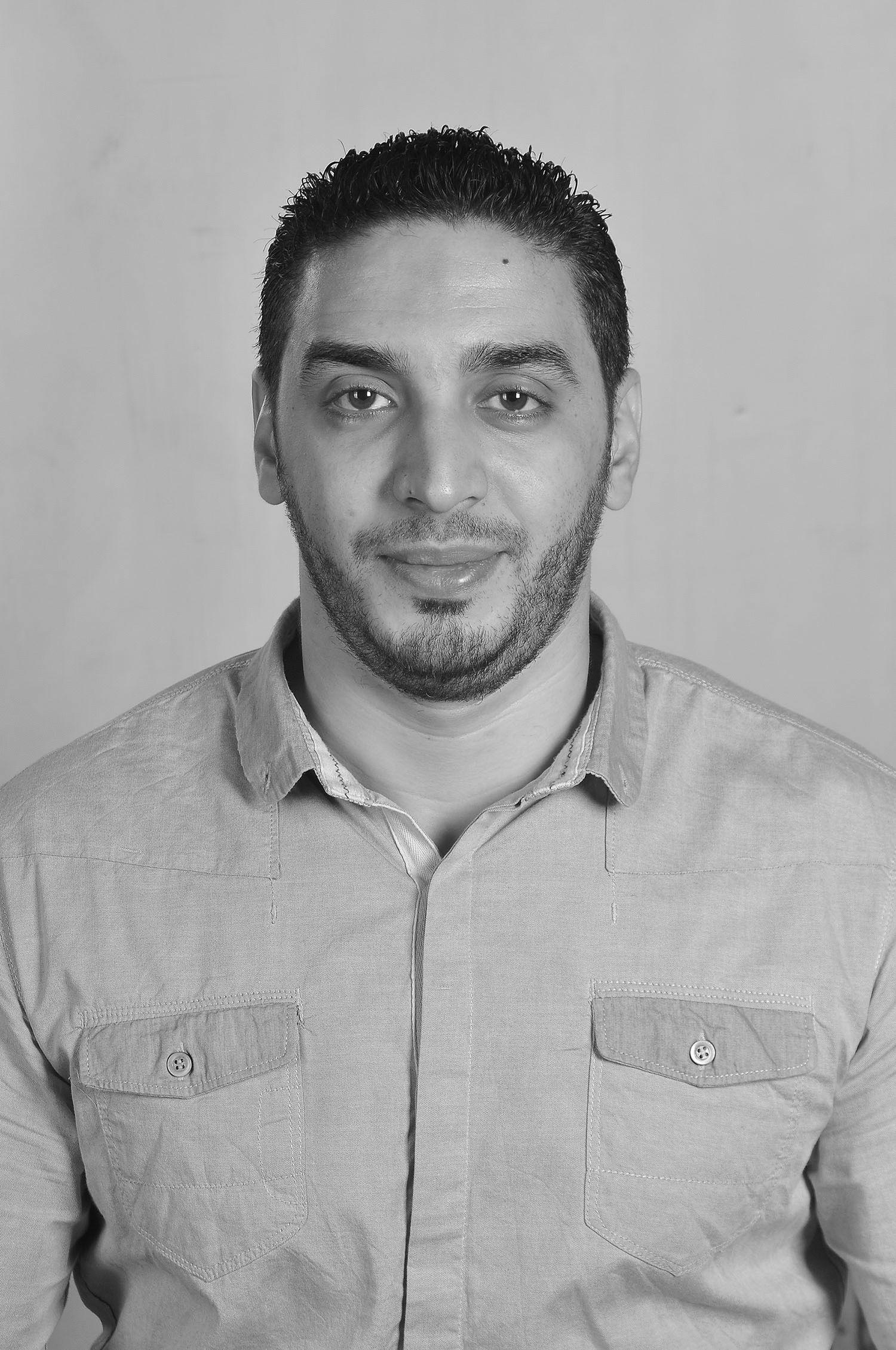 محمد صابر فراج Headshot