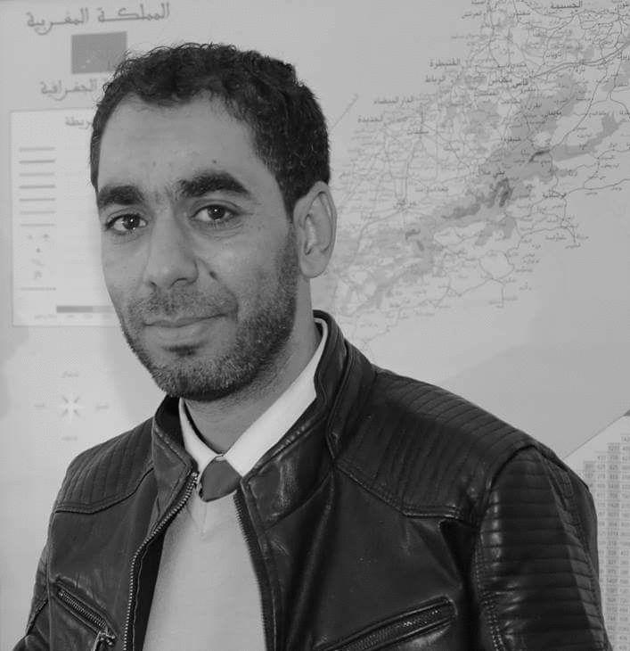 مصطفى الحسناوي  Headshot