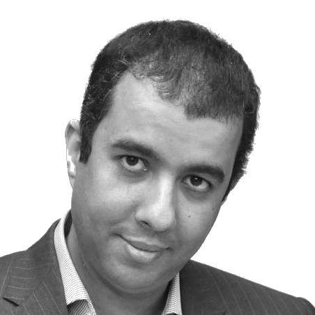 Nabil Adel Headshot