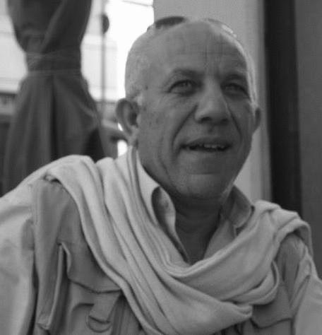 Nabil Ben Azouz Headshot