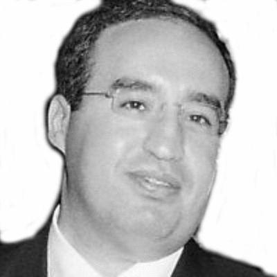 Nabil Majoul Headshot