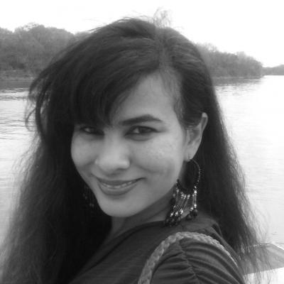 Namrata Goswami Headshot