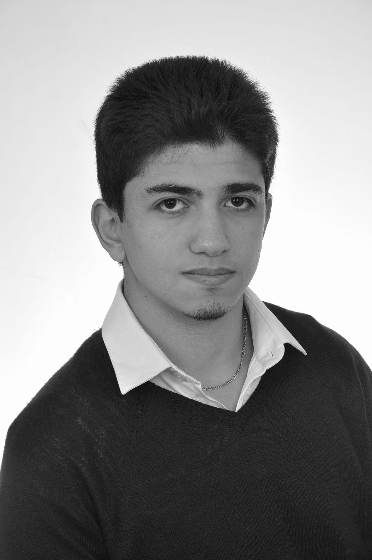 Nasser Baroudi Headshot