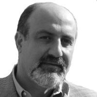 Nassim Nicholas Taleb Headshot