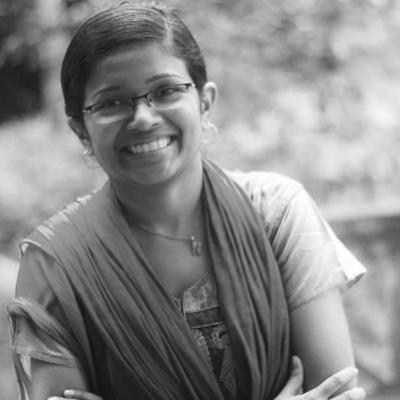 Netha Hussain Headshot