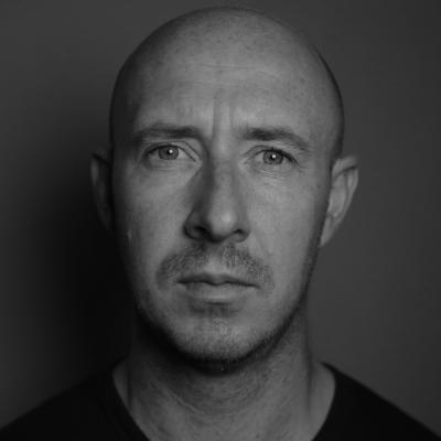 Nicholas McGeehan Headshot