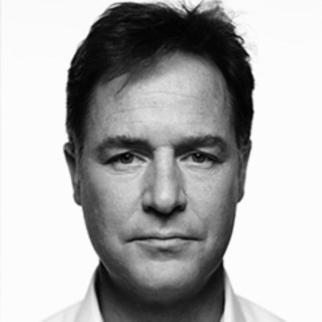 Nick Clegg Headshot
