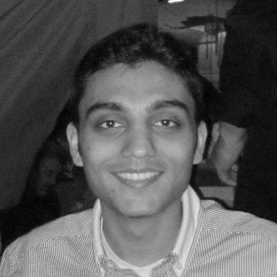 Nikhil Bumb Headshot