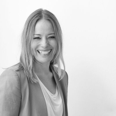Nina Stromann Headshot