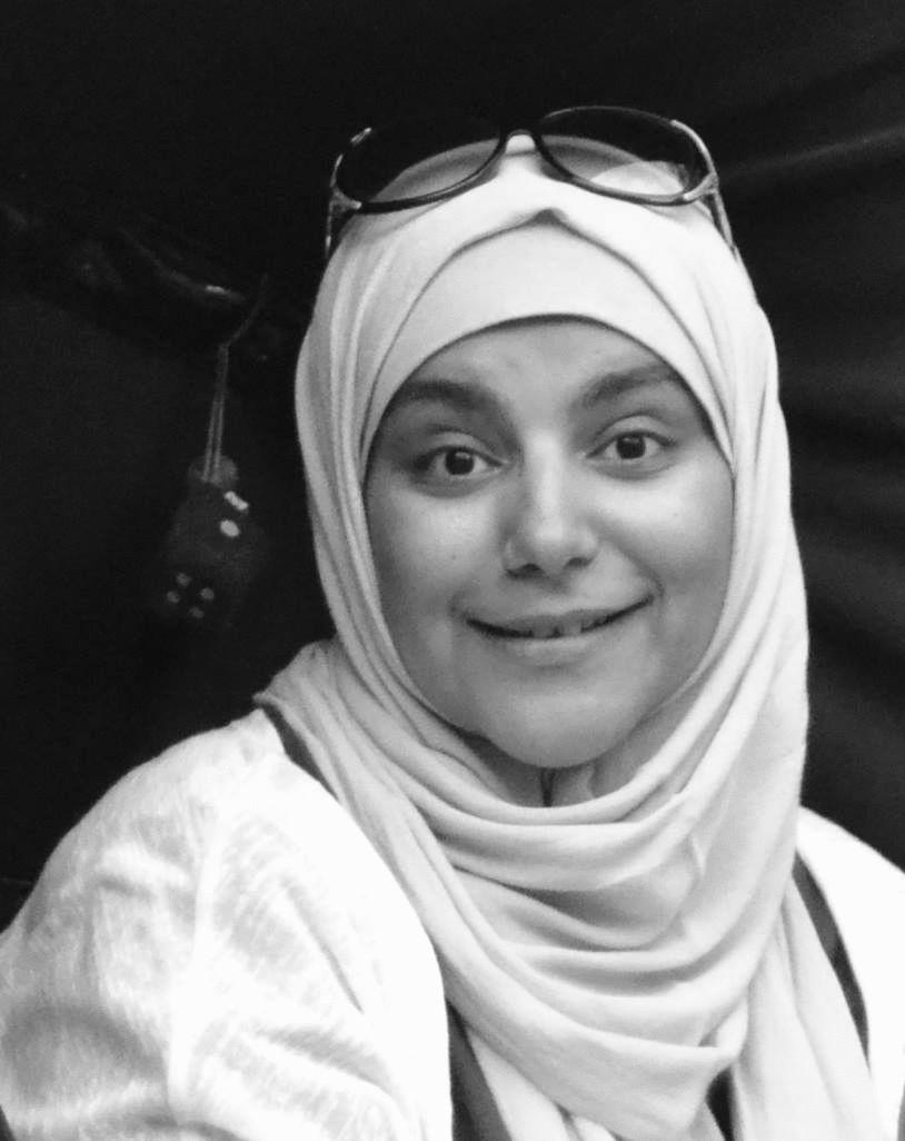 أميرة سعد حلوة Headshot