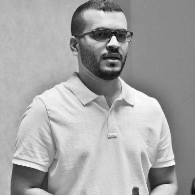 عمر أبو الرز  Headshot