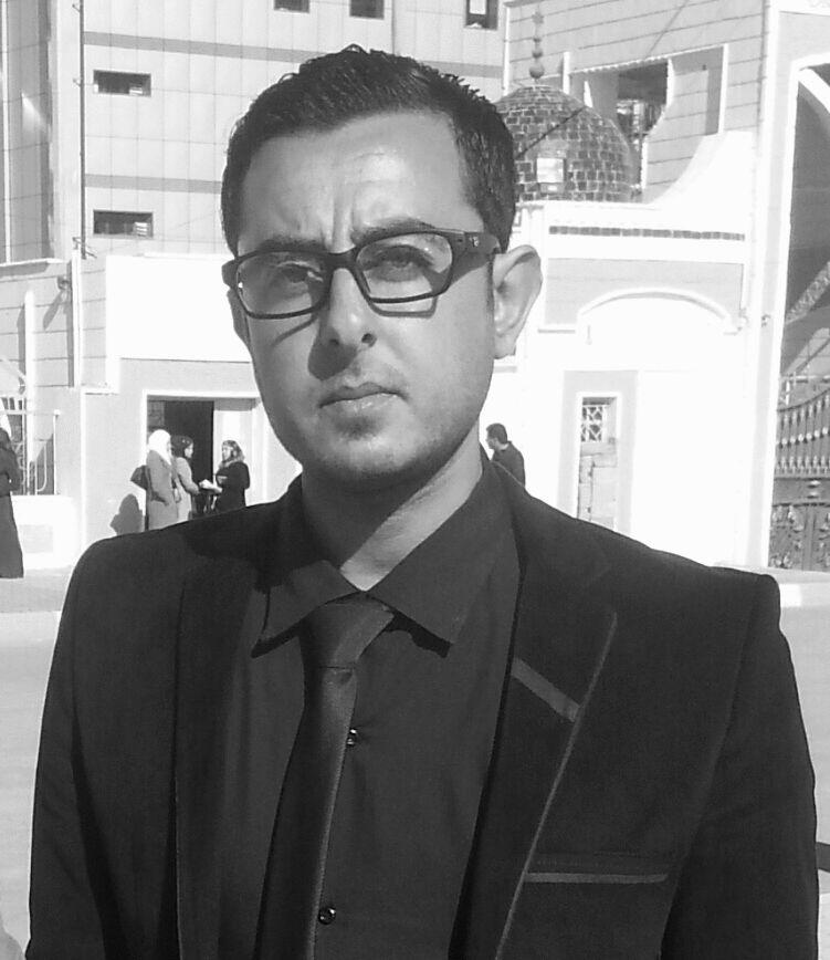 عمر الحلبوسي Headshot