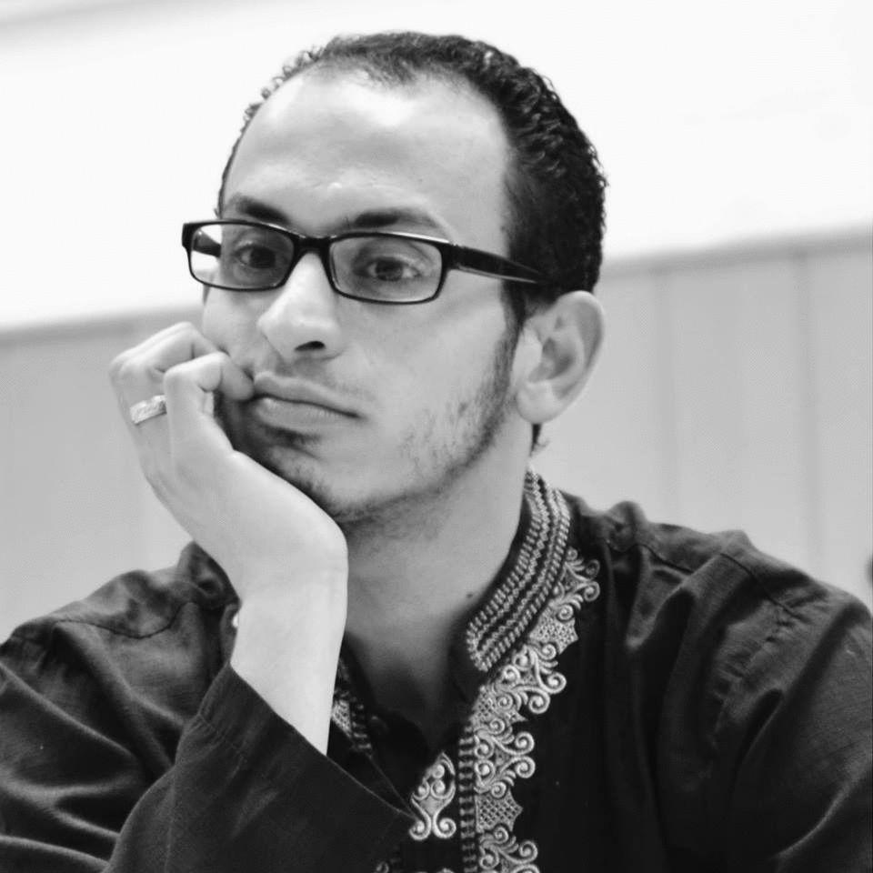 عمر عاصي  Headshot
