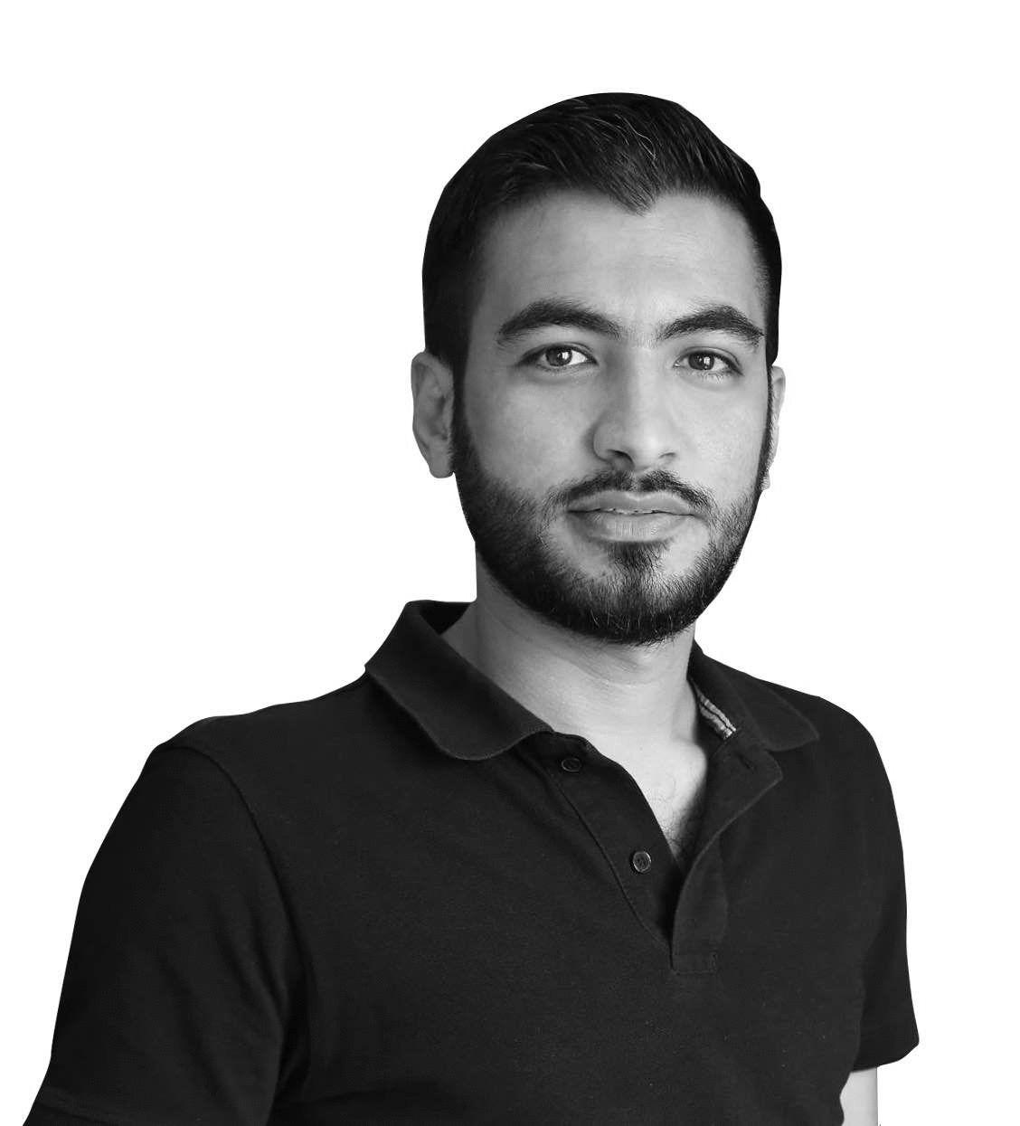 عمر الجنابي Headshot