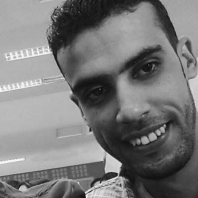 عمر الراجي Headshot