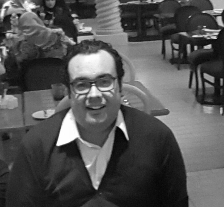 عمر ابراهيم Headshot