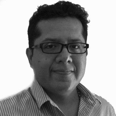 Omar Porcayo Headshot