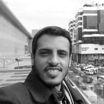 عمر الحمدي Headshot