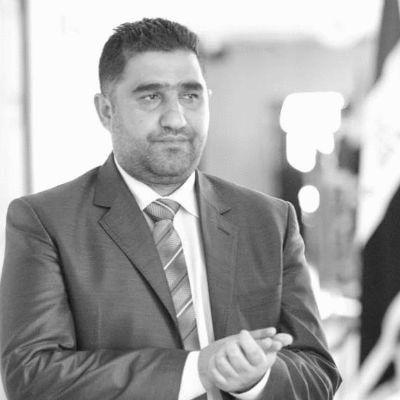 عمر النعيمي Headshot