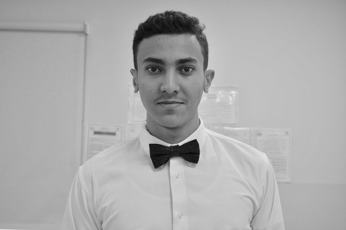 أسامة محمد عبدالمنعم Headshot