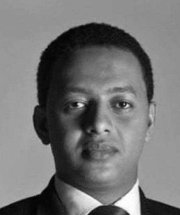 عثمان آي فرح Headshot