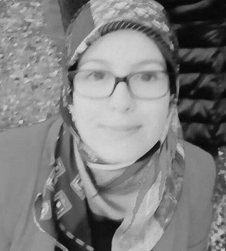 أميمة حماس Headshot