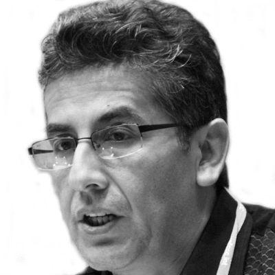 Pablo Solon Headshot