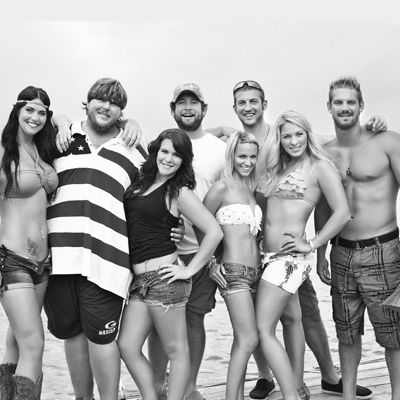 The Cast of 'Party Down South' Headshot