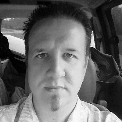 Patrick Hess Headshot
