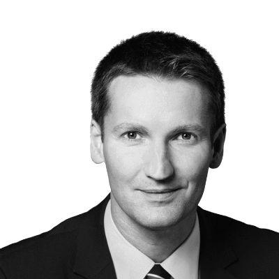 Prof. Dr. Patrick Sensburg Headshot