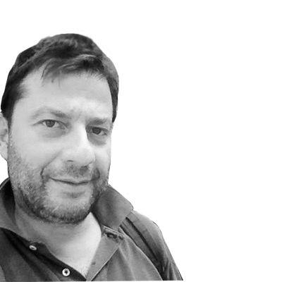 Παύλος Παπαδόπουλος Headshot