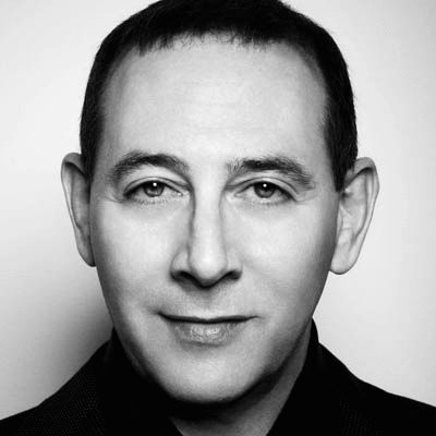 Pee-wee Herman Headshot