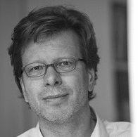 Dr. Peter Spork Headshot