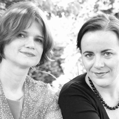 Petra Czanik und Stella Damm Headshot
