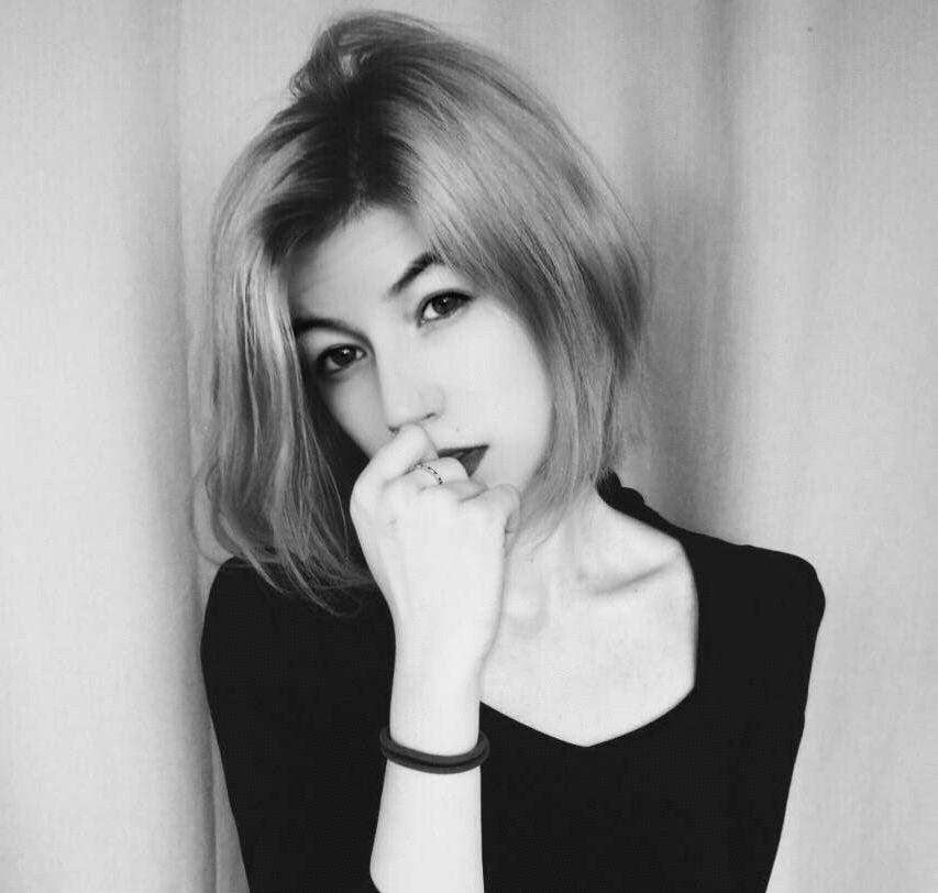 Polina Nemirovskaia Headshot
