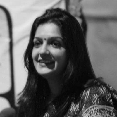 Priyanka Chaturvedi Vickram Chaturvedi