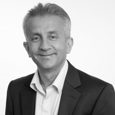 Professor Dilip Nathwani OBE