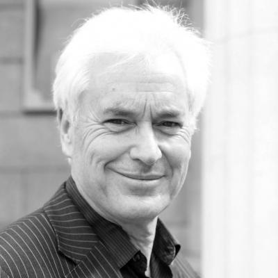 Professor Ian Robertson Headshot