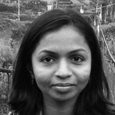 Purnima Ramakrishnan Headshot