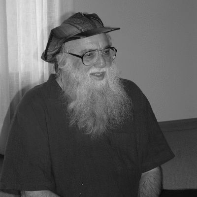 Rabbi Arthur Waskow Headshot