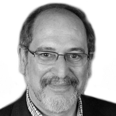Rabbi Lawrence Troster Headshot