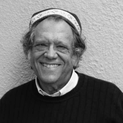 Rabbi Michael Lerner Headshot