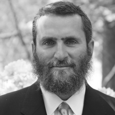 Rabbi Shmuley Boteach Headshot