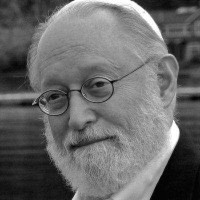 Rabbi Ted Falcon Headshot