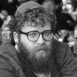 Rabbi Yaacov Behrman Headshot