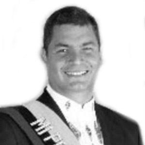 Rafael Correa Headshot