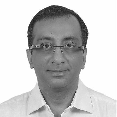 Dr. Rajat Goyal Headshot