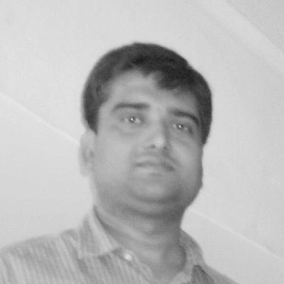Rakesh Choudhary Headshot