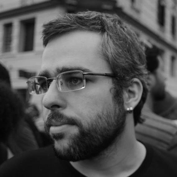 Raphael Tsavkko Garcia Headshot